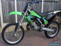 Kawasaki KX125 05 not CRF KXF KTM RM CR motorcycle motocross