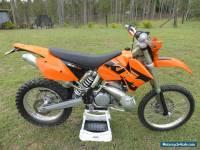 2004 KTM300 EXC