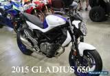 2015 Suzuki SV for Sale