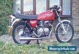 Honda 400 Four 1977 Classic Motorcycle for Sale