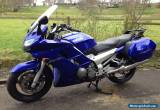 2002 YAMAHA FJR1300 SPORTS TOURER  MAY PX MOTORCYCLE for Sale
