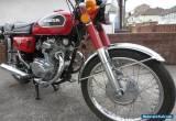 Honda CB175 K6 MOTORCYLE 1972 MODEL IN LOVELY CONDITION for Sale
