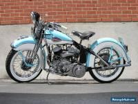 1942 Harley-Davidson Flathead