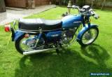 HONDA CD185 BLUE for Sale