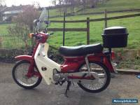 1996 HONDA C90 CUB ELECTRIC START MAY PX MOTORCYCLE