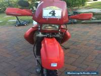 Honda XR650R Safari Enduro Bike