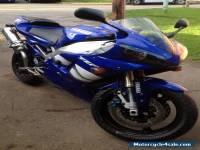Yamaha R1 Motorcycle 5JJ Year 2000 Blue