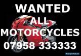 Honda Motorcycles Required CBR 600 900 Blackbird VTR CBF Hornet All Models for Sale