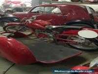1947 Moto Guzzi Dondolino