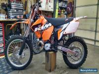 1998 KTM EXC