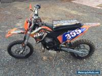 KTM 65sx 2010. ex Factory Race bike