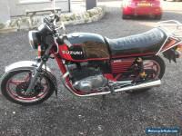 1982 SUZUKI  GSX 400T TWIN VERY RARE MOTORCYCLE