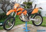 KTM 450 EXC 2005 for Sale