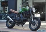 2001 Ducati 750SS Custom Scrambler for Sale