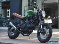 2001 Ducati 750SS Custom Scrambler