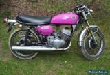 Suzuki T250 Hustler- Classic 70's bike for Sale