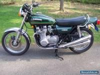 1977 Kawasaki KZ900