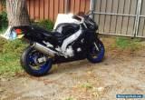 Yamaha yzf600 96 for Sale