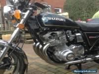 Motorcycles suzki