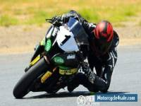 KAWASAKI ZX10R MIKE JONES NUMBER 1 RACE BIKE 2015 ASBK CHAMPIONSHIP