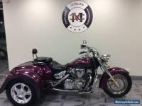 2005 Honda VTX1300S W/Champion Trike