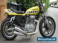 Yamaha xs650 1978 flat track style