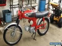 Honda: S-90