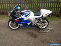 1999 SUZUKI GSXR 750 X SRAD. VERY ORIGINAL STANDARD BIKE. FULL MOT