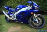 Yamaha r1 2000 low milles  for Sale