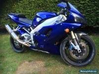 Yamaha r1 2000 low milles