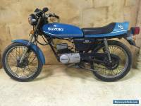 Suzuki RG50 sports moped RD50 FS1E