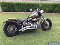 2013 Harley Davidson Softail Slim FLS