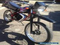 Yamaha DT50 MX Trials Bike 1990