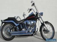 2007 Harley Davidson FXST Softail  CAK87