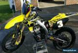 2011 Suzuki RM-Z for Sale