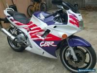 CBR600 F2 Honda 1993 Model