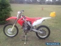 2009 CRF450R HONDA