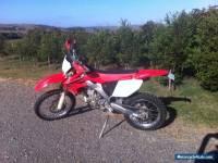 2008 Honda CRF250x