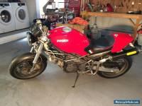 2000 Ducati Monster