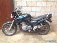 HONDA CB 500 1995 ONLY 25K MILES EXCELLENT COMMUTER/FIRST BIKE 57BHP