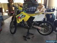 rm250 suzuki 2006