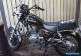 Suzuki SUZ-82I GN250 Motorbike for Sale