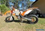 KTM EXC F 350 2015 IN NEW CONDITION ALSO COMES WITH MOTARD WHEELS  for Sale