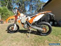 KTM EXC F 350 2015 IN NEW CONDITION ALSO COMES WITH MOTARD WHEELS
