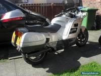honda st1100m pan european, excellent bike,full test