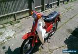 honda c50 automatic 1986 for Sale