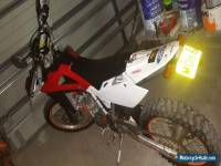 Husqvarna 510 TE 2006 model not ktm crf yzf