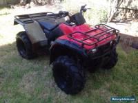 Honda TRX350FM Rancher Quad