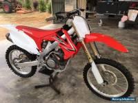 Honda CRF250R 2012