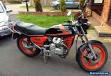 Honda CX500 1981 for Sale